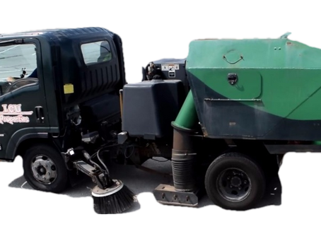 5 Benefits of Lot Sweeping