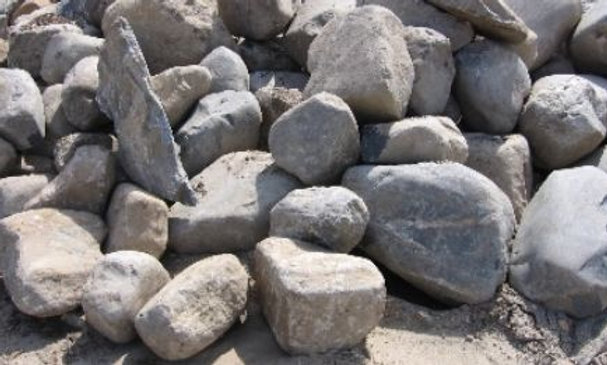 Boulder Or Stone Install Small