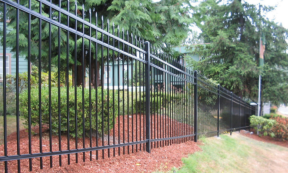 Metal Fencing Small