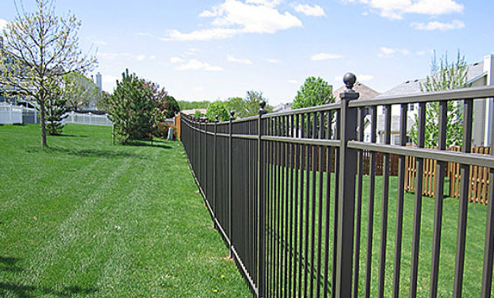 Metal Fencing Medium