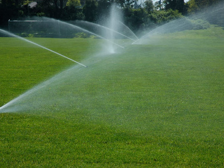 Commercial Irrigation Benefits