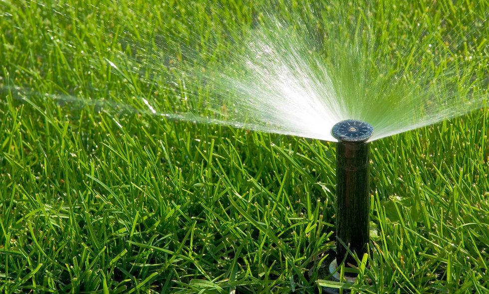 Irrigation System Install Small