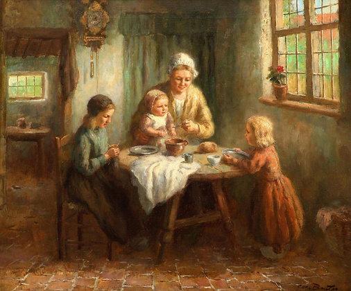 CORNELIUS BOUTER | Feeding the Children