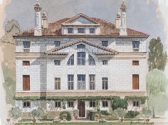 JONATHAN PIKE | Villa Foscari at Malcontenta