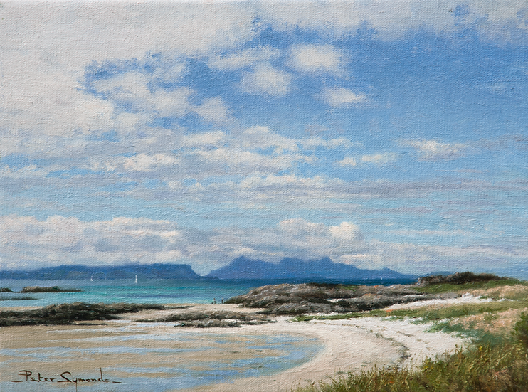 The Small Isles, Arisaig, West Scotland
