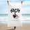 Thumbnail: Our Roots Matter, Heart In Roots Towel