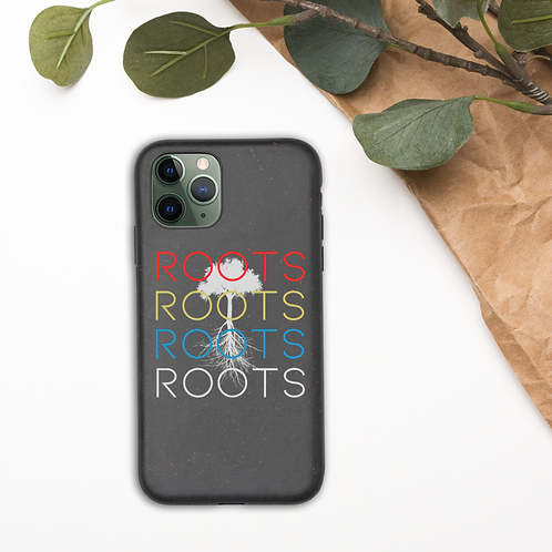 Roots Biodegradable iPhone Case