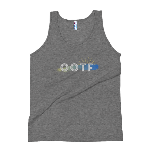 OOTF (Out Of The Fog) Unisex Tank Top