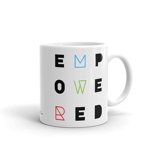 EMPOWERED Mug