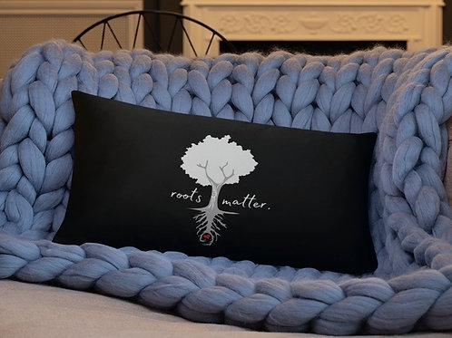 Roots Matter Pillow Cushion