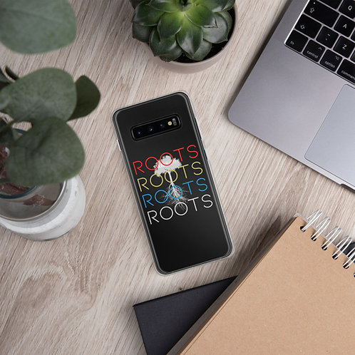 Roots Samsung Phone Case