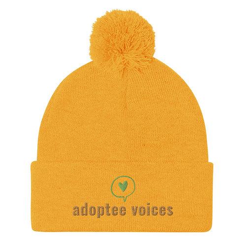 Adoptee Voices Pom-Pom Beanie