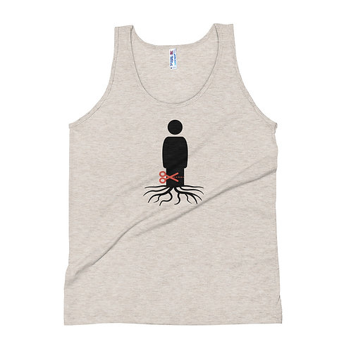 Severed Roots Unisex Tank Top