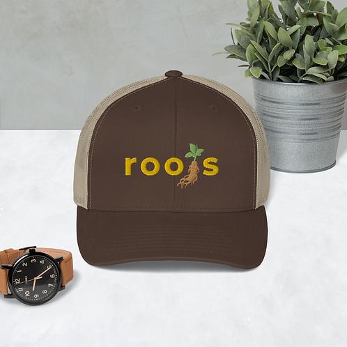 Roots Trucker Hat