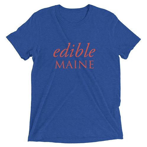 Men's t-shirt (red logo)