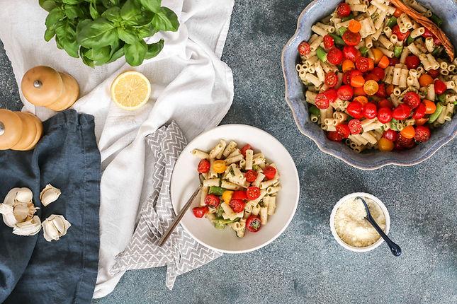 Summer Vegetable Pasta