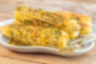 Corn with Cilantro-Cumin Butter