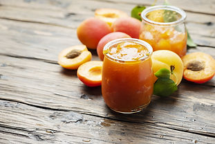 Peach Ginger Jam