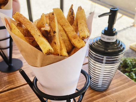Belgian Fries and COVID-19