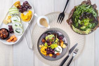 Winter Greens Salad Bar