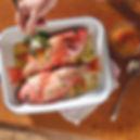 Chili Lime Marinated Acadian Redfish