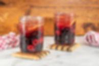 Black Raspberry Citrus Fizz