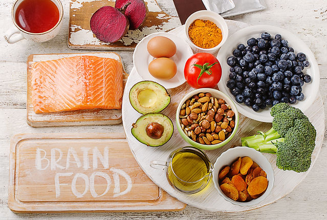 10 Things You Need to Know About Brain Food