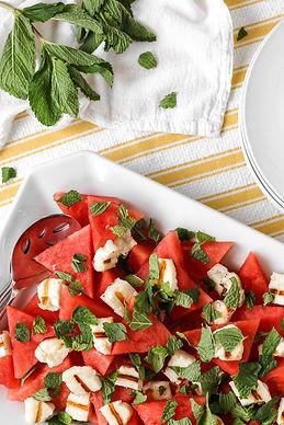 The Seasonal Summer Dish