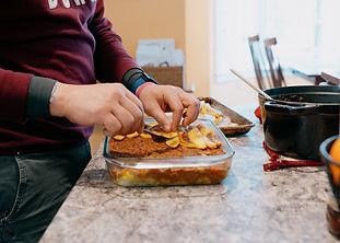 Pastelón de Carne (Puerto Rican Plantain and Meat Pie)