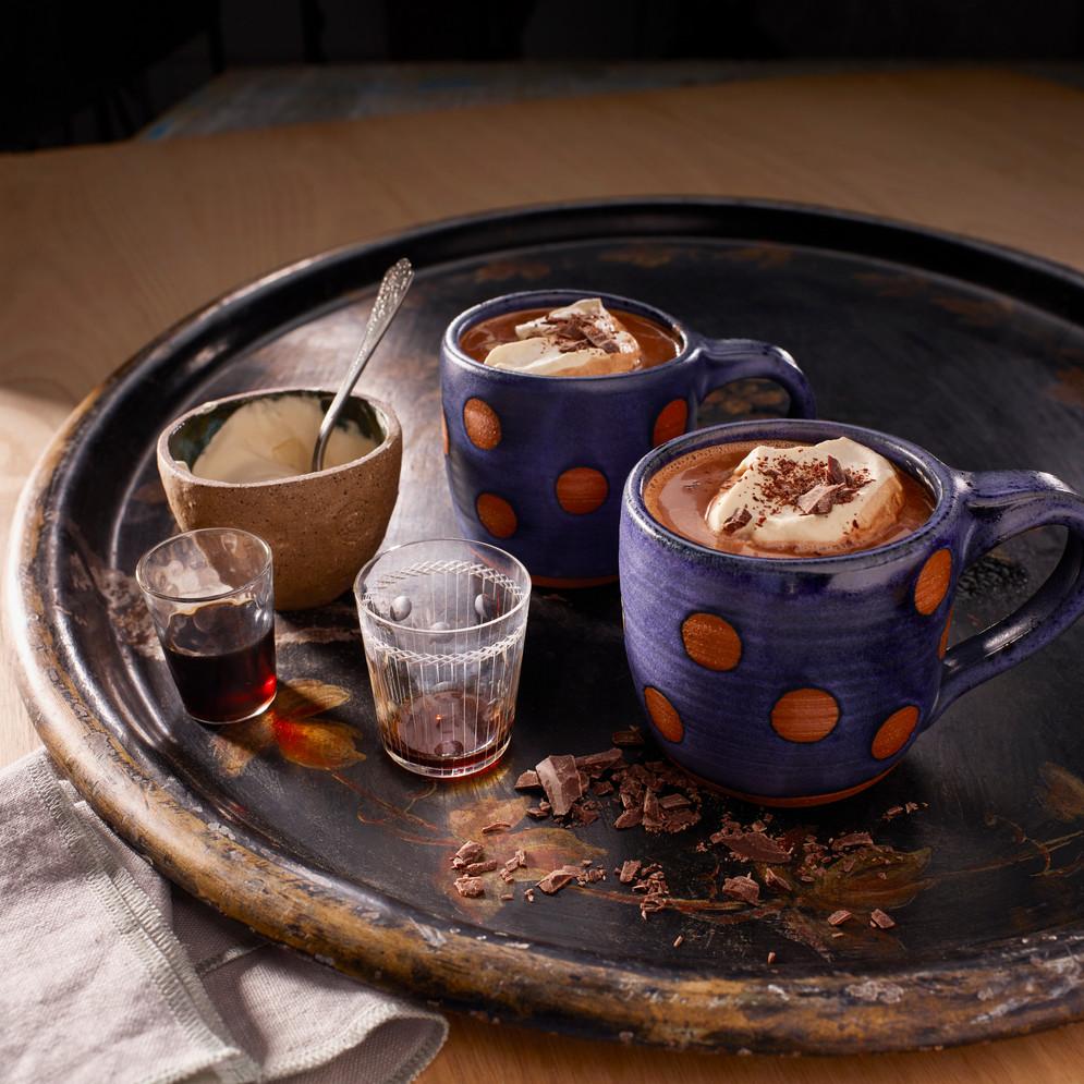 Dirty Chai Chocolate