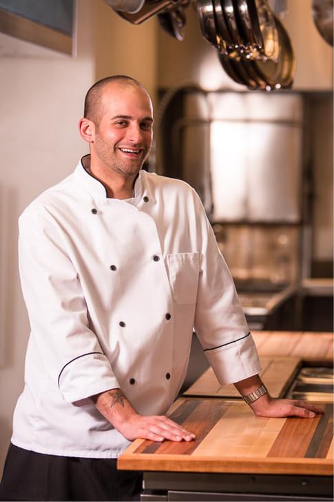 Chef Niko Regas,  Emilitsa Restaurant