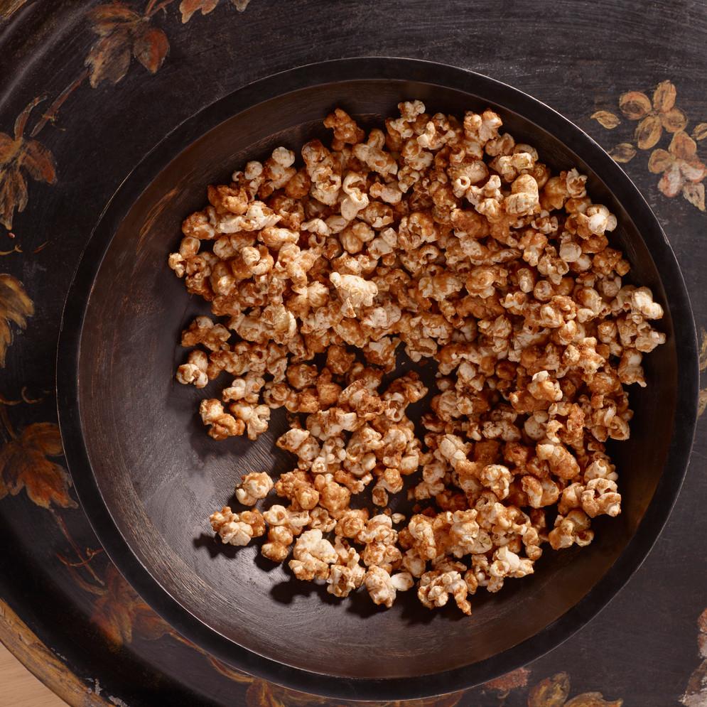 Extra Crunchy Cocoa-Caramel Corn