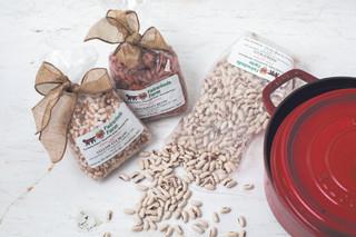 A Box of Maine Dried Beans