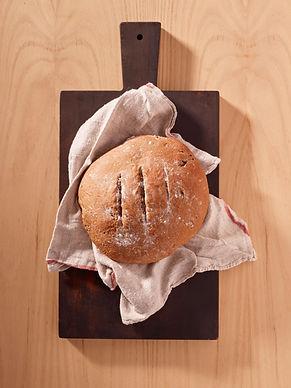 Pumpernickel Bread for Smørrebrød
