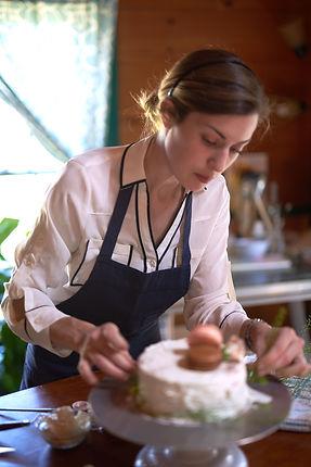 Gabrielle Cote, Pastry Artist
