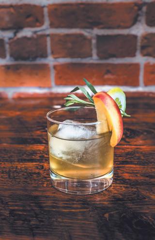 Fuel Peach and Tarragon Rye