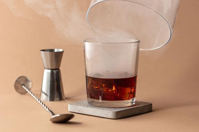 Smokin' Cocktails at Home