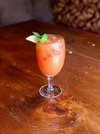 Habanero Watermelon Margarita