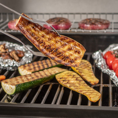 Grilled Vegetables with Smoked Paprika Vinaigrette