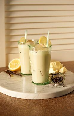 Iced Earl Grey La-Tea