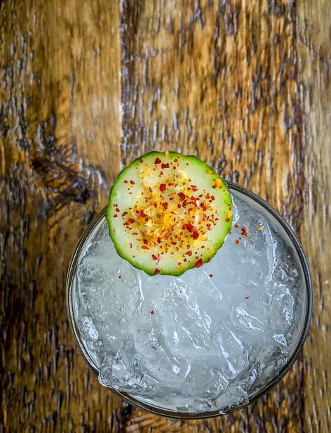 Corn Salsa Margarita