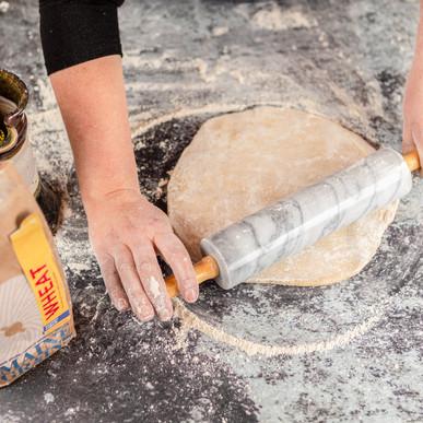 Maine Grains Double Crust Pie Dough