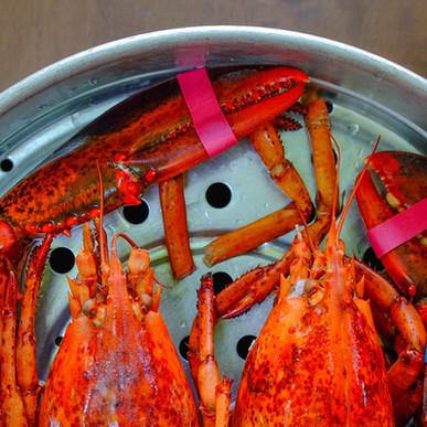 Maine Lobster Croque Monsieur