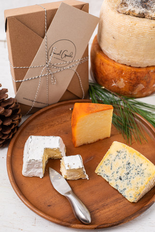 Maine Cheese Subscription