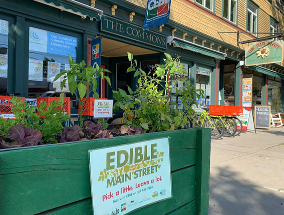 Edible Main Street