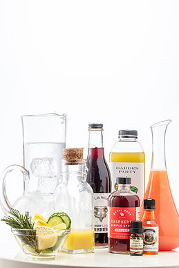 Zero-Proof Springtime Sippers