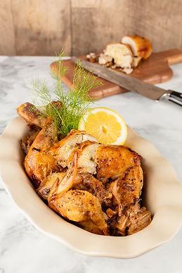 Fennel Roasted Chicken