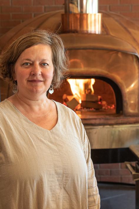 Amber Lambke, co-founder and president of Maine Grain Alliance