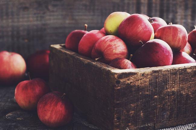 Fall Apple Crisp