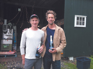 Owners Michael Terrien and Eric Martin grew up together in Maine.